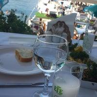 7/2/2013 tarihinde Gökhan T.ziyaretçi tarafından Sardunya Restaurant'de çekilen fotoğraf