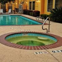 Photo taken at La Quinta Inn & Suites Beaumont West by Kim H. on 4/19/2013