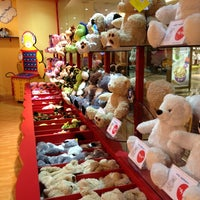 Photo taken at Build-a-Bear Workshop by Patricia G. on 6/14/2013