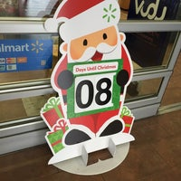 Photo taken at Walmart Supercenter by Patricia G. on 12/18/2015