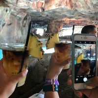 Photo taken at Grotto Bar by Tiffany T. on 4/23/2018