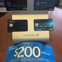 Photo taken at Chase Bank by Tiffany T. on 5/6/2017