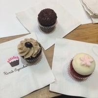 Photo taken at Kara's Cupcakes by Tiffany T. on 5/7/2017
