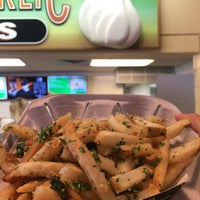 Photo taken at Gilroy Garlic Fries by Tiffany T. on 7/26/2017