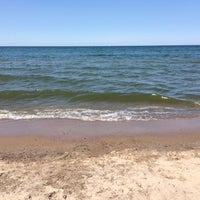 Photo taken at Durand Eastman Beach by Tiffany T. on 6/24/2016