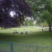 Photo prise au Aire de jeux du Parc Monceau par Anne D. le6/18/2013