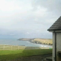 Photo taken at Strathy Point by Isa S. on 4/13/2017