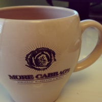 Photo taken at More Cabbage Social PR, Branding and Web Sites by Nealy M. on 2/20/2013