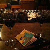Photo taken at Hemingway's Bar & Cafe by Dasha S. on 1/26/2013