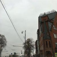 Photo taken at Доходный дом З. А. Перцовой by Alena G. on 10/13/2016