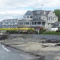 Photo taken at Bar Harbor Inn by Kenneth L. on 5/17/2013