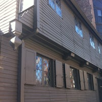 Foto scattata a Paul Revere House da Jason H. il 5/6/2013