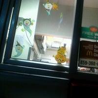 Photo taken at McDonald's by Christina B. on 10/2/2012