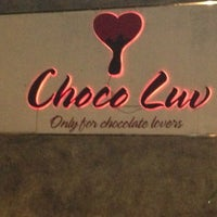 Photo taken at Choco Luv by Nadeem A. on 12/30/2012
