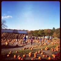 Photo taken at Connors Farm by Simone L. on 10/21/2012