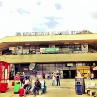 6/2/2013에 Lenka T.님이 Bratislava hlavná stanica에서 찍은 사진