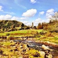 Photo taken at Glendalough Visitor Centre by Lenka T. on 5/2/2013