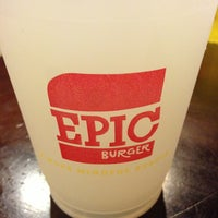 Photo taken at Epic Burger by Fahad A. on 7/4/2013