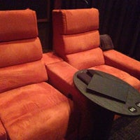 Photo taken at iPic Theaters by amy t. on 6/22/2013
