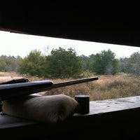 Photo taken at Big Rack Hunt Club by Kerry M. on 10/27/2012