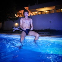 Photo taken at Vorona Resort by Prince T. on 8/23/2015