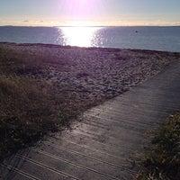 Photo taken at Kulhuse Havn by Thomas M. on 10/18/2013