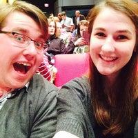 3/28/2014 tarihinde C V.ziyaretçi tarafından Greenberg Theatre'de çekilen fotoğraf