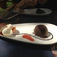 5/4/2013 tarihinde Ceren S.ziyaretçi tarafından Cafeka Restaurant & Cafe'de çekilen fotoğraf