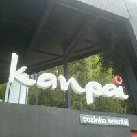 Photo taken at Kanpai Cozinha Oriental by Silvio B. on 2/10/2013
