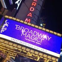Photo prise au Aladdin @ New Amsterdam Theatre par Kelly A. le2/4/2018