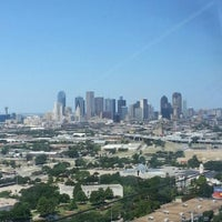 Photo taken at The Top o' Texas Tower by Jordan H. on 8/5/2013