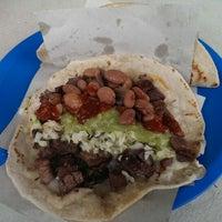 Photo taken at Tacos El Remolque by Hilario P. on 8/30/2013