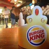 Photo taken at Burger King by JR S. on 3/4/2013