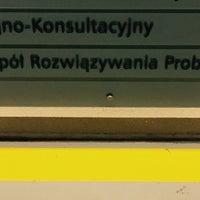 Photo taken at Urząd Dzielnicy Wilanów m.st. Warszawy by Maciek S. on 8/14/2015