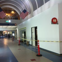 Photo taken at Terminal 4 by Chris L. on 9/18/2012