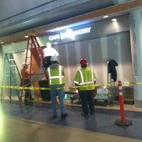 Photo taken at Terminal 4 by Chris L. on 1/29/2013