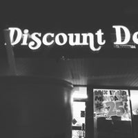 Photo taken at Discount Den by Amanda L. on 9/5/2015