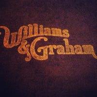 6/1/2013 tarihinde Nick H.ziyaretçi tarafından Williams & Graham'de çekilen fotoğraf