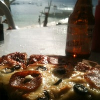 Photo taken at Brick Oven Alona-Pizza by Alesya B. on 1/5/2013
