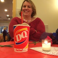 Photo taken at Dairy Queen by James C. on 2/15/2014