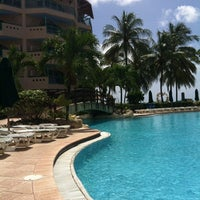 Photo taken at Accra Beach Hotel & Spa by jamie M. on 10/19/2012