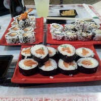 Photo taken at Fast Temaki by José Ricardo on 2/23/2013