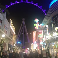 Photo taken at The LINQ Promenade by Fee on 11/17/2017