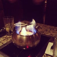 Photo taken at The Melting Pot by lydia h. on 4/8/2013