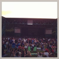 Photo taken at Veterans United Home Loans Amphitheater by Ross G. on 7/26/2013