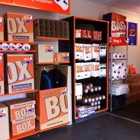 Photo taken at Kennards Self Storage Petersham by . S. on 11/1/2013