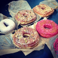 Photo taken at Doughnut Plant by katherine c. on 9/23/2013