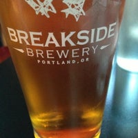 Photo taken at Breakside Brewery by Julie C. on 7/28/2013