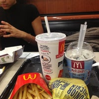 Photo taken at McDonald's by Sainx A. on 10/24/2012
