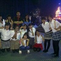 Photo taken at Graha Bethany Makassar by Felicia W. on 1/21/2013